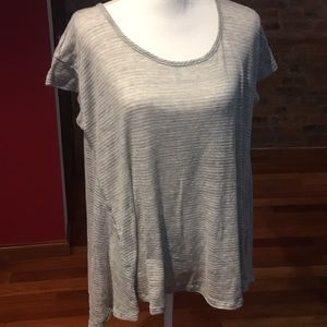 Bobeau plus size top size 1x